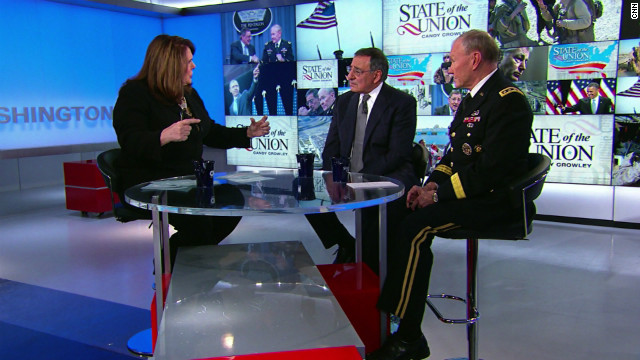 As he leaves, Panetta says sequester is biggest concern
