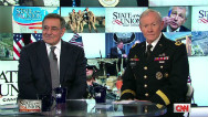 Defense leaders on Hagel's hearings