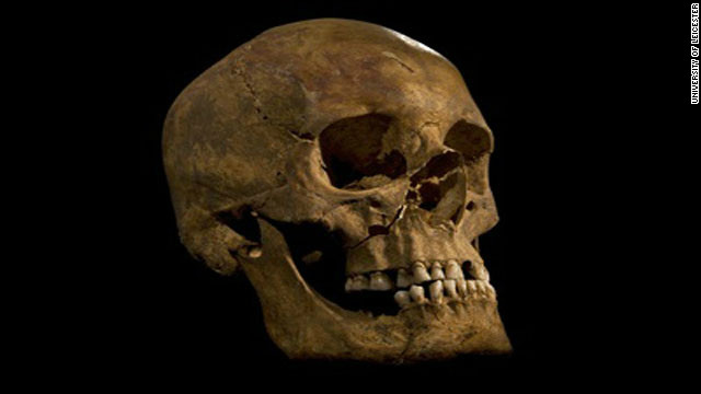Body found under parking lot is King Richard III, scientists say