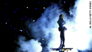 Photos: Beyonce's big show