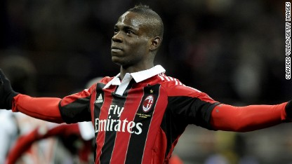 Football: Balotelli reveals England pain