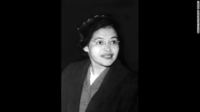 Monday, February 4, marks the 100th anniversary of the birth of civil rights pioneer Rosa Parks. Parks, who died at 92 in 2005, became one of the major symbols of the modern civil rights movement when she was arrested in Montgomery, Alabama, in 1955 after refusing to give up her seat in the black section of a city bus to a white passenger. For 381 days, African-Americans boycotted public transportation to protest Parks' arrest and, in turn, segregation laws. The boycott led to a Supreme Court ruling desegregating public transportation in Montgomery and catapulted its organizer, the Rev. Martin Luther King Jr., to the forefront of the civil rights movement.