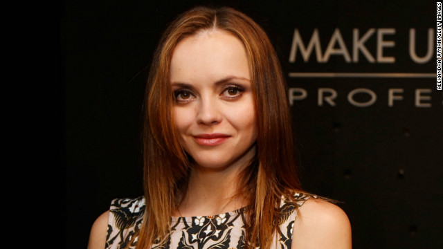 Christina Ricci's engaged