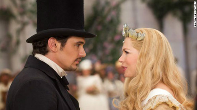 Is 'Oz the Great and Powerful' getting a sequel?