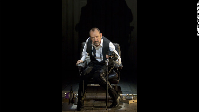 Photos: Richard III on stage and screen