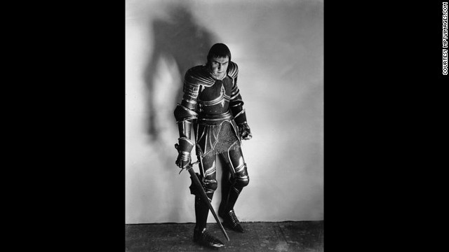 John Barrymore as Richard III in &quot;Henry VI Part III,&quot; 1929.