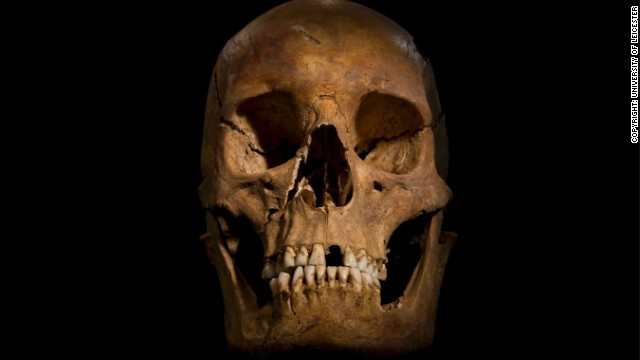 Body found under parking lot is King Richard III, scientists prove
