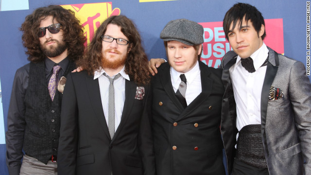 Fall Out Boy&#039;s back with new song, album