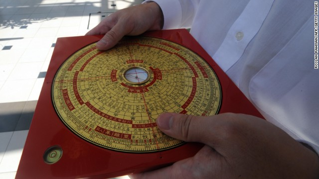 "The beginning of the Lunar New Year, which this year began on February 10, is the busiest time for feng shui masters as clients want their ""annual audit"" to maximize their good fortune in the year to come."