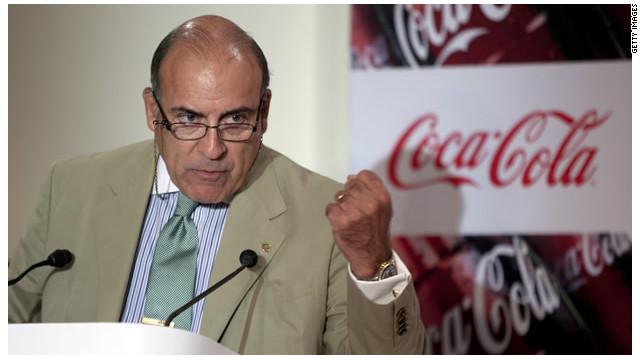 El CEO de Coca Cola dice que el capitalismo debe evolucionar