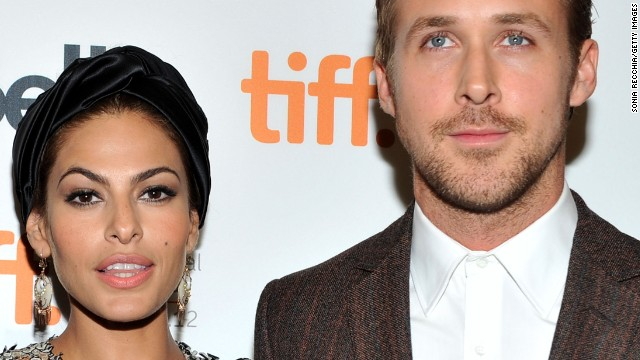 """The Place Beyond the Pines"" co-stars Eva Mendes, 40, and Ryan Gosling, 33, have been attached since 2011."