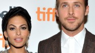 So Eva Mendes was pregnant after all. The actress gave birth to baby girl on Friday -- and did it in the low-key way that she's handled the pregnancy.