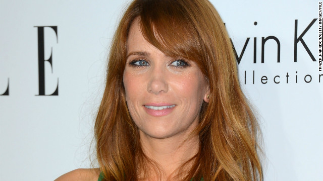 Kristen Wiig joins 'Anchorman 2'