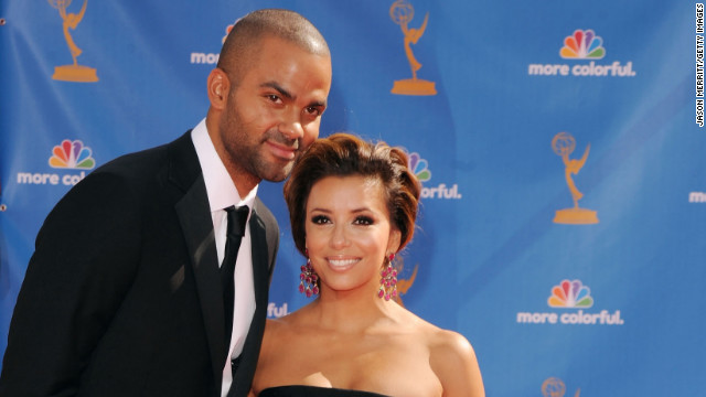 After splitting from Tony Parker, left, who is seven years her junior, Eva Longoria, 37, began dating Eduardo Cruz, who is 10 years younger than she is. The pair have since called it quits.