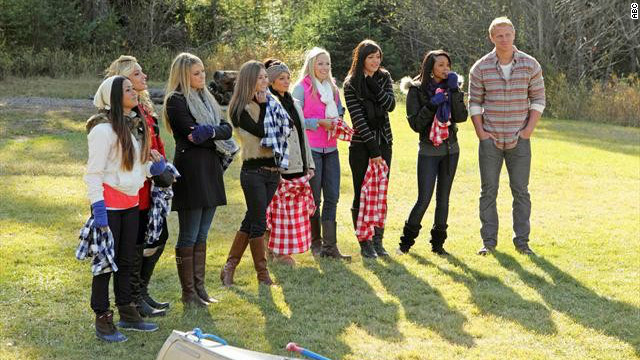 'The Bachelor': This is roughing it?