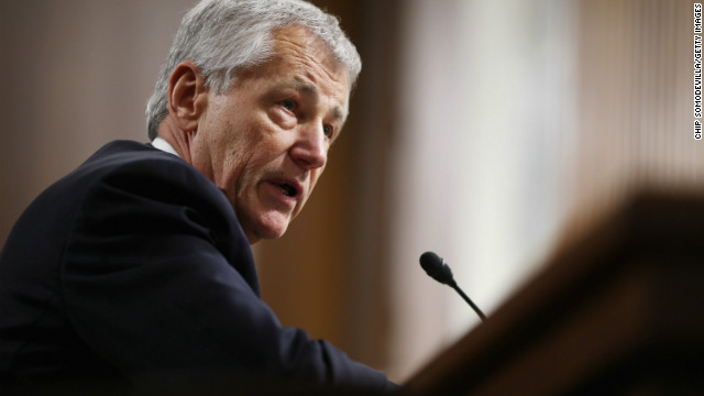 Senate panel's vote on Hagel nomination won't come Thursday