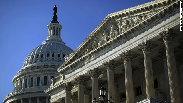 Senate panel releases compromise spending plan