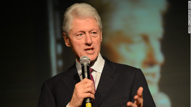 Pres. Clinton to address House Democrats' retreat