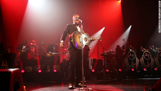 Justin Timberlake explains new album name