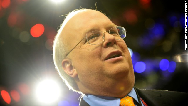 Rove's dig at Clinton's health