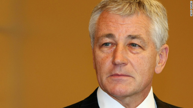 Senate OKs Hagel as defense chief