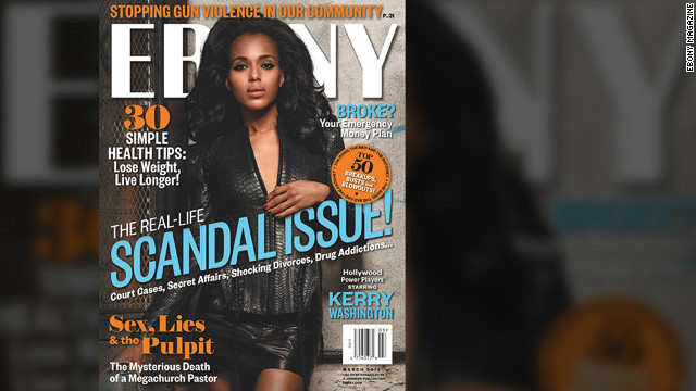 Kerry Washington on playing the 'post-Clair Huxtable'