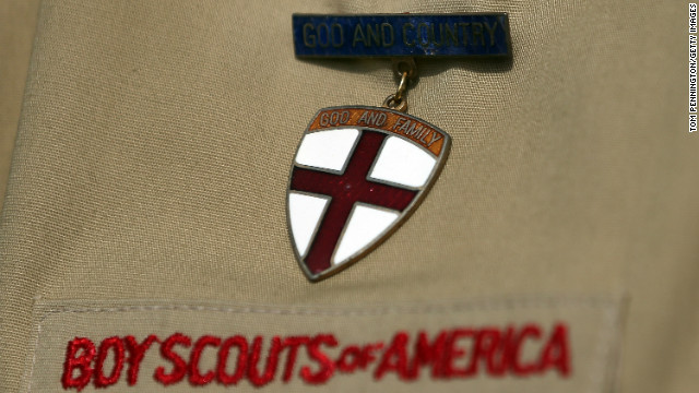 Poll: Majority support opening Boy Scouts to gays