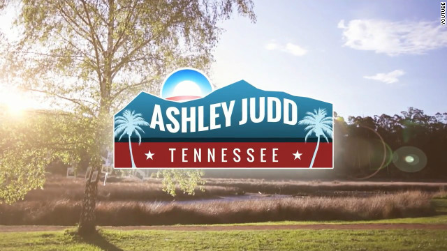 Ashley Judd cast as Hollywood liberal in new ad