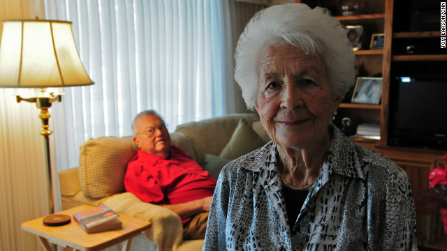 After the war, Lloyd and Marian made a life in Alta Loma, California, outside Los Angeles, where they raised four children. They put their love letters in a trunk for safe keeping. Then, sometime in the late 1960s, or early 1970s, someone stole the trunk.