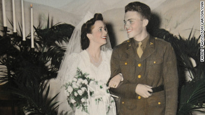 Missing World War II love letters returned