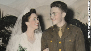 Lloyd and Marian Michael met in high school in the 1940s.
