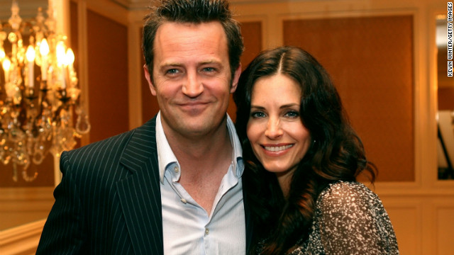 Courteney Cox to guest on Matthew Perry's 'Go On'