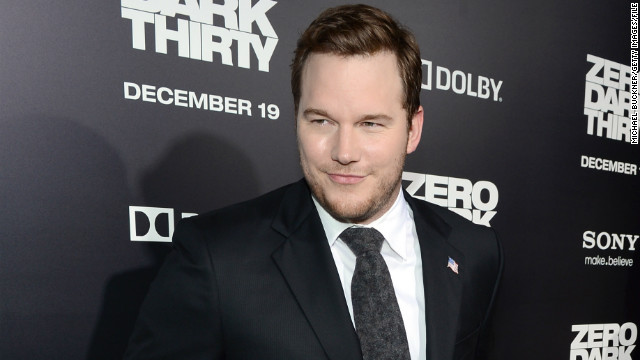 Chris Pratt has signed on to the lead role in Marvel's upcoming 