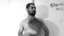 Syrian artist Tammam Azzam