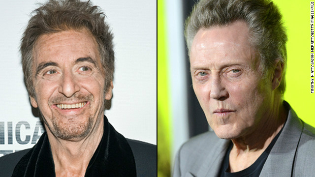 The 'Stand Up' sides of Pacino and Walken