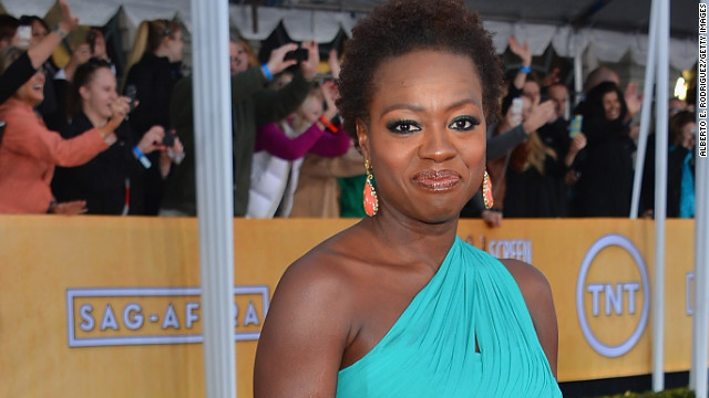 Viola Davis: I'm tired of playing a maid