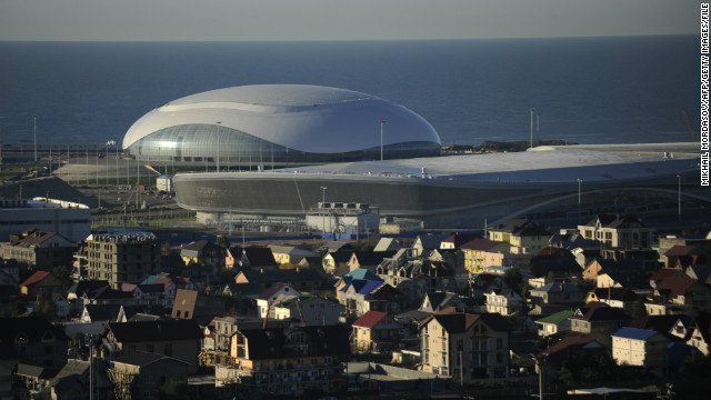 The Bolshoi Ice Dome will host some of the ice hockey events.