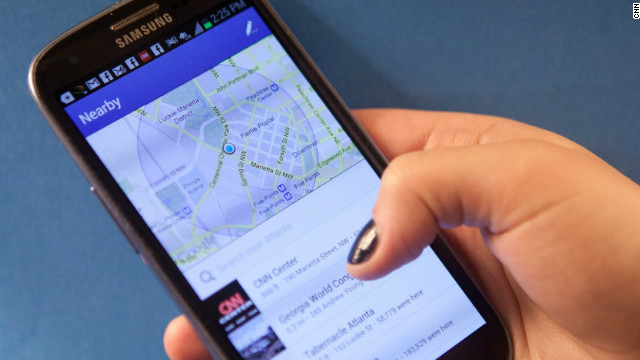 Why Facebook may want to track your location