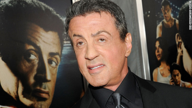 Catching up with Sylvester Stallone