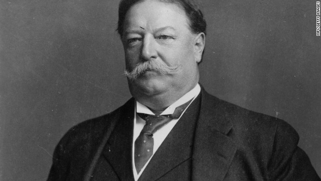 Fact or fiction: Taft got stuck in a tub?