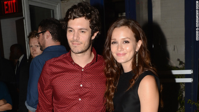 Leighton Meester and Adam Brody are engaged, and more news to note