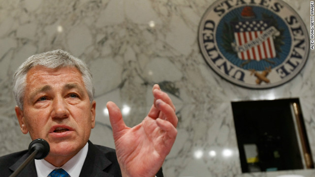 Conservative group to intensify campaign to defeat Hagel