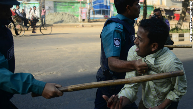 Bangladesh on the brink