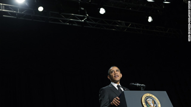 Obama heads home to refocus on the economy