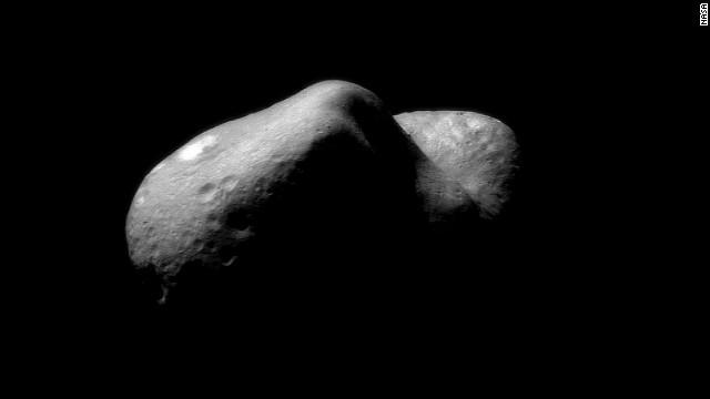 Cómo aterrizar con éxito en un asteroide