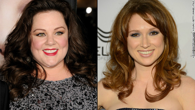 Work rolls in for &#039;Bridesmaids&#039; stars
