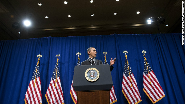 Obama tells House Dems he wants 'big deal' on debt