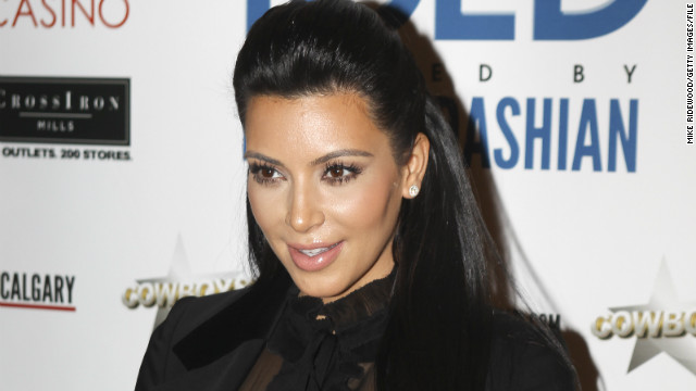 With due date nearing, Kim K. files for speedier divorce