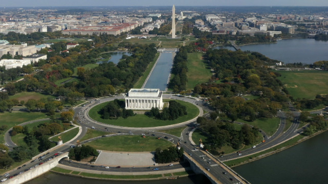 Clinton gets a permanent spot in nation's capital