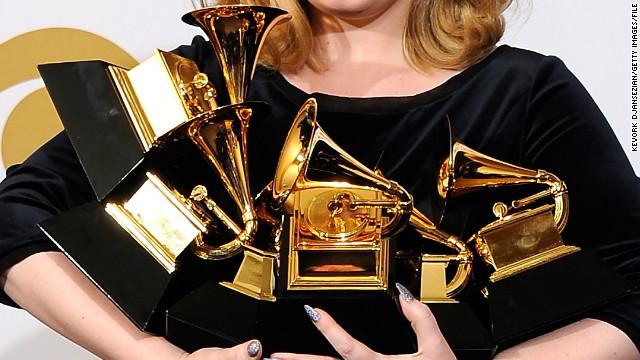 Las predicciones de los premios Grammy 2013